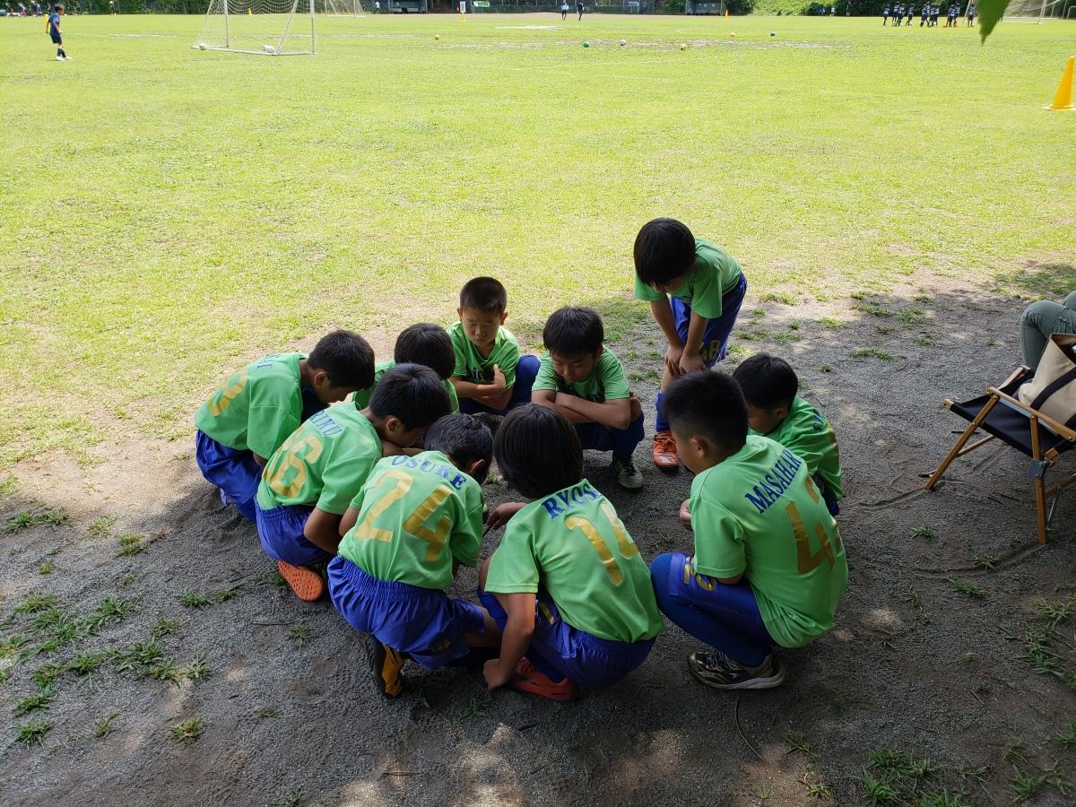 108. サッカーの戦術・技術・主体性を向上させる合同練習のお誘い